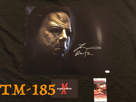 TM_185 - 16x20 Photo Autographed By Tyler Mane