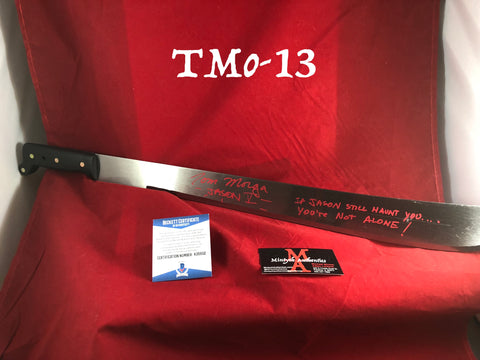 "TMo_13 - 22"" Steel Machete"