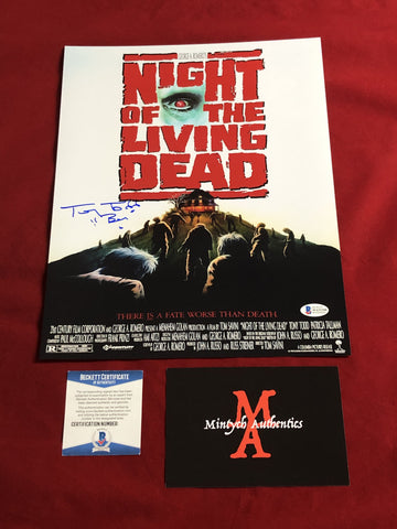 TODD_126 - 11x14 Photo Autographed By Tony Todd