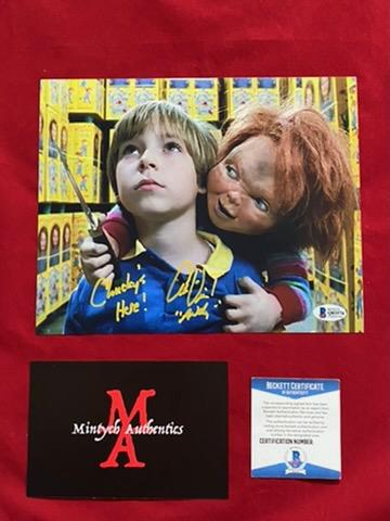 VINCENT_216 - 8x10 Photo Autographed By Alex Vincent