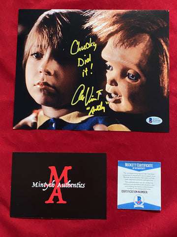 VINCENT_235 - 8x10 Photo Autographed By Alex Vincent