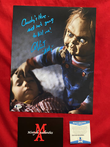 VINCENT_277 - 11x14 Photo Autographed By Alex Vincent