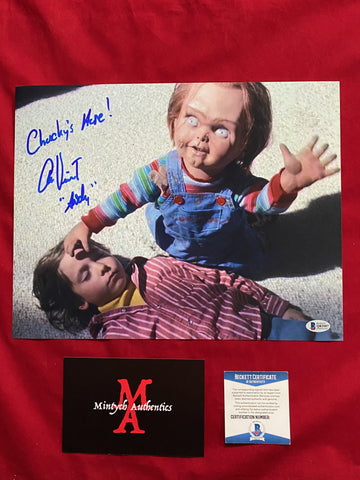 VINCENT_290 - 11x14 Photo Autographed By Alex Vincent