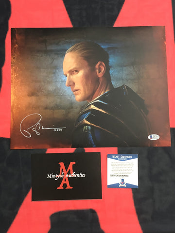 WILSON_078 - 11x14 Photo Autographed By Patrick Wilson