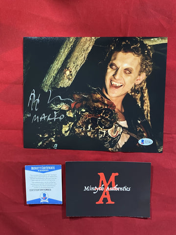 WINTER_030 - 8x10 Photo Autographed By Alex Winter