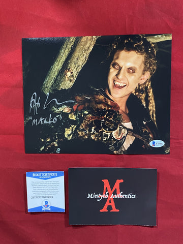 WINTER_031 - 8x10 Photo Autographed By Alex Winter