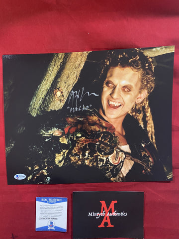 WINTER_056 - 11x14 Photo Autographed By Alex Winter