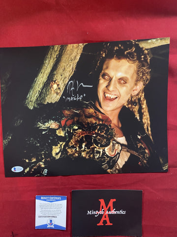 WINTER_057 - 11x14 Photo Autographed By Alex Winter