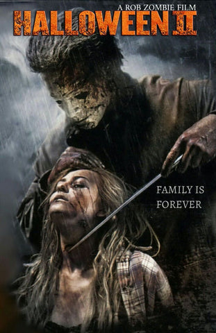 Tyler Mane & Scout Taylor Compton Dual Signed Items