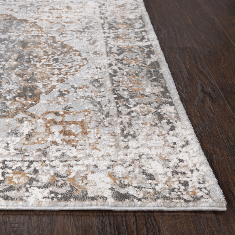 Eisley Distressed Vintage Rug Copper