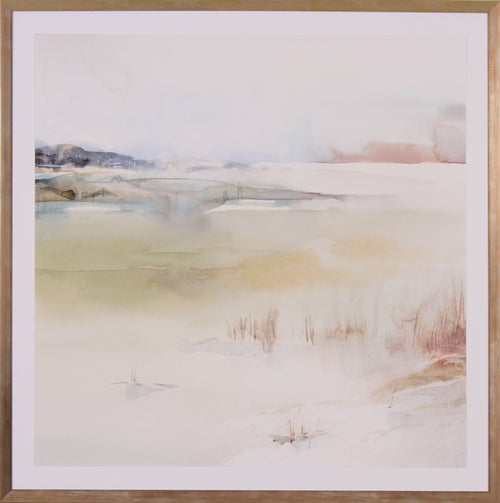 Epilogue - Large Abstract Landscape Wall Art