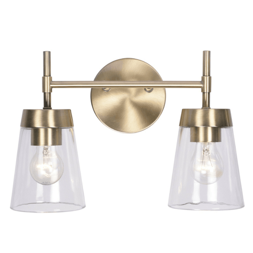 Gavin 2 Light Wall Sconce