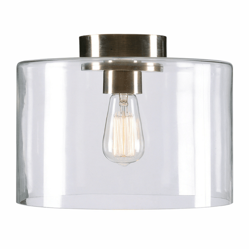 Grada Brass Flush Mount