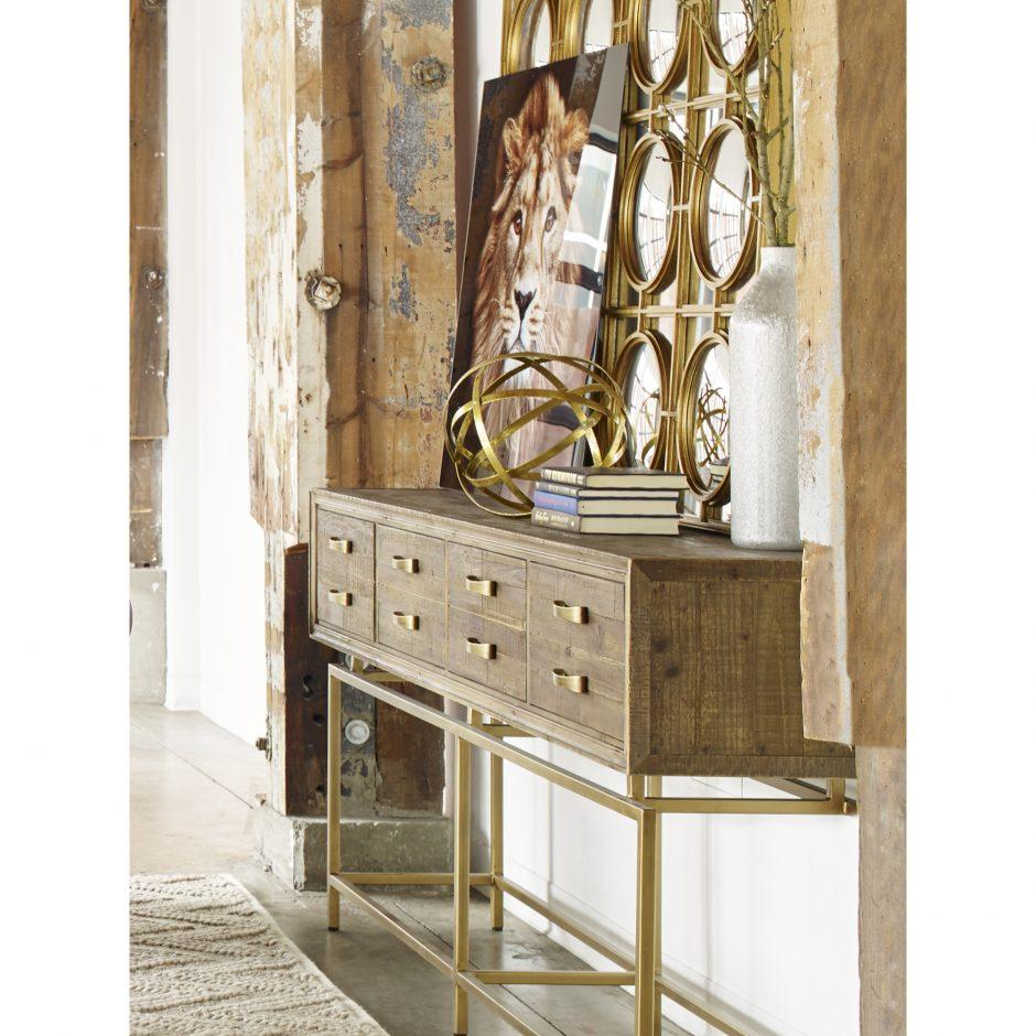 Grayson Console Table - Lifestyle Image