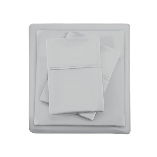 Grey 1500 Thread Count Sheet Set