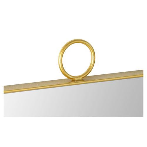 Holland Brass Mirror