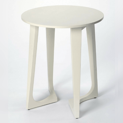 James White End Table
