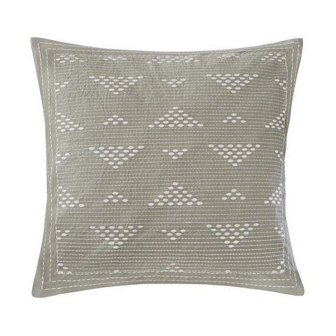 Washed Linen Dune Pillow