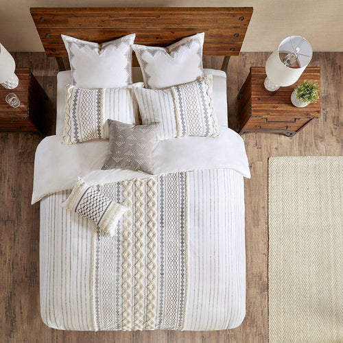 Milana Duvet Set - Boho Bedding