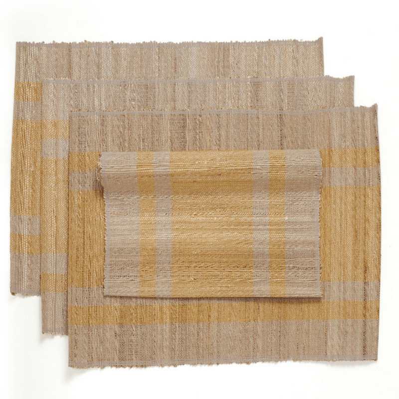 Nalin Sun Hand-woven Placemats - Set of 4