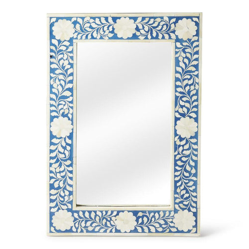 Oakleigh Blue Mirror
