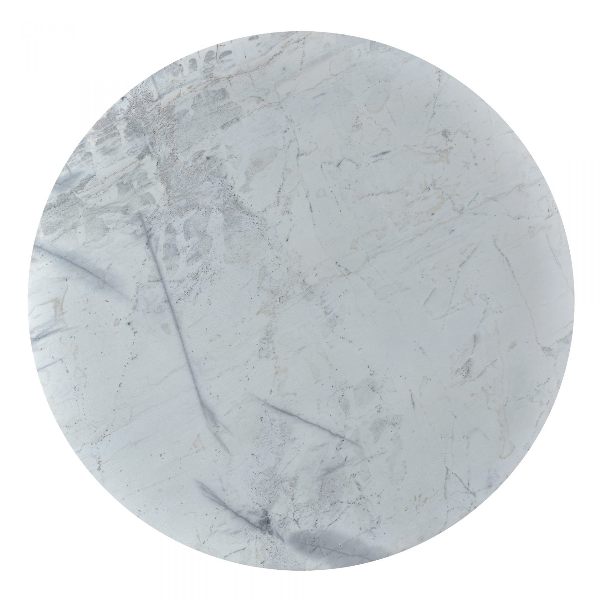 Rio Round Marble Dining Table - Marble Detail
