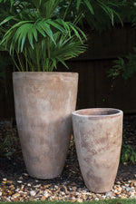 Stellan Terracotta Tall Outdoor Planter Stellan Terracotta Tall Outdoor Planter