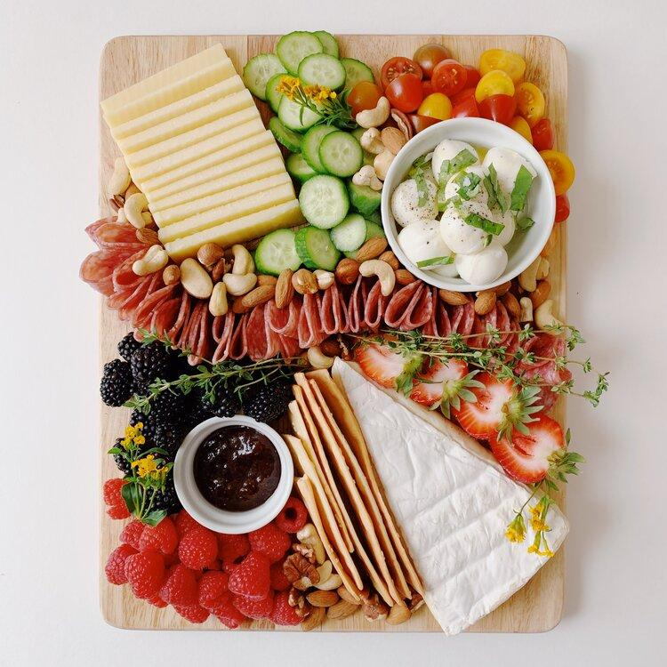 A How to Guide for Cheese Boards and Serving Platters