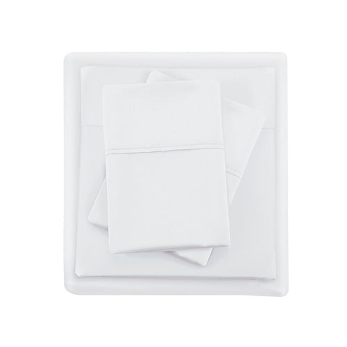White 1500 Thread Count Sheet Set