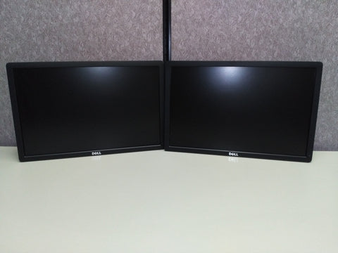 "Dell ST2320Lf 23"" Widescreen LED Monitor Full HD 1080p DVI VGA HDMI 16:9 w/ Stand"