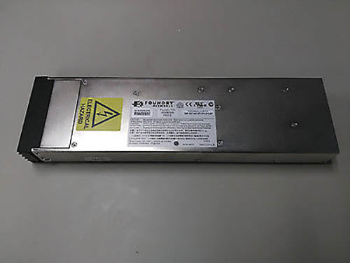 Brocade Foundry Networks SuperX SX-ACPWR-SYS FastIron SX 800/SX Power Supply