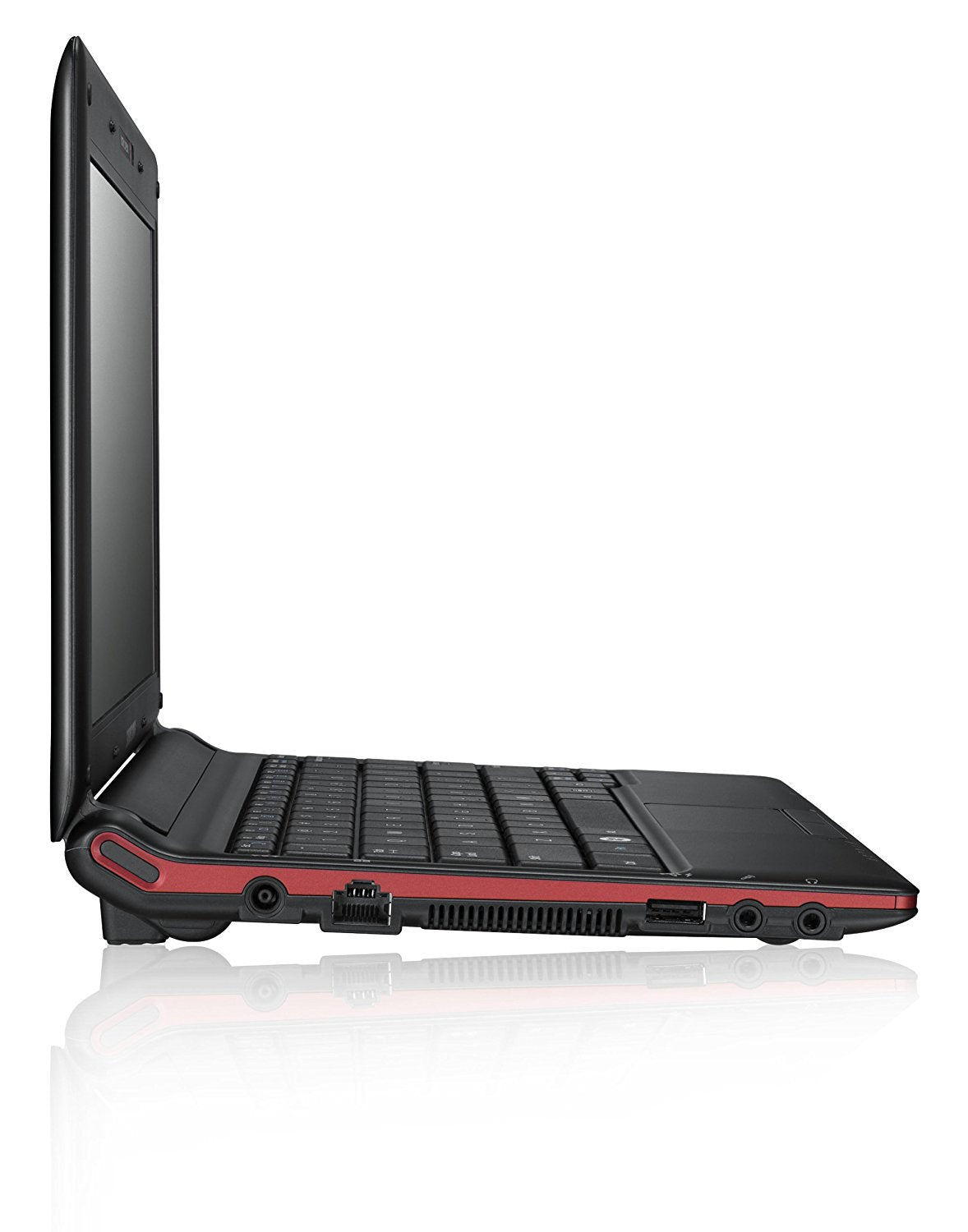 "Lot 5 Samsung NP-N150 10.1"" Netbook Laptop Win7 80GB HDD 2GB RAM Wifi Bluetooth W Travel Case (Used)"
