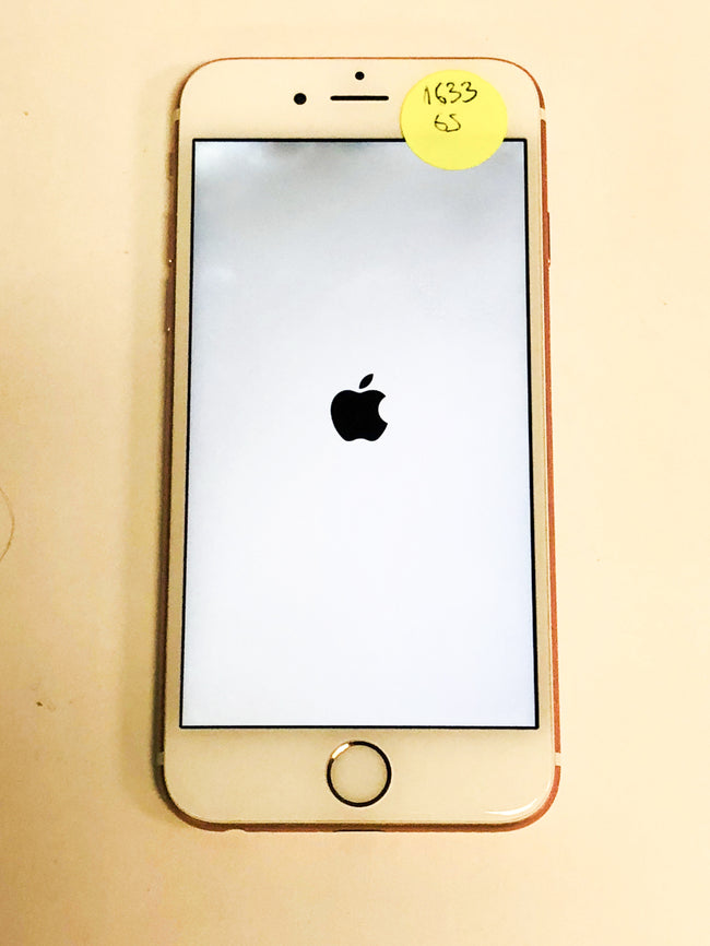 iPhone 6S AT&T Rose Gold 64 GB - 5DEGRY0 Liquid Dmg  A1633