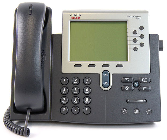Cisco IP Phone 7900 Series CP-7942G VoIP Business Phone (Used)