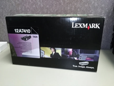 Genuine Dell PY408 Black Print Ink Toner Cartridge 1720dn Laser Printer (NIB)