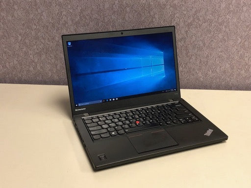 Lenovo Thinkpad T440s Intel Core i5 4300U @2.5 GHz 8GB Ram 128 GB SSD HDD Windows 10 Pro Refurbished