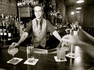 From Behind the Bar: On Vodka Sodas and First Dates