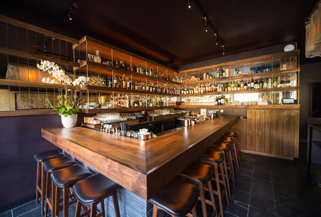 Bar Goto: Where We're Drinking This January
