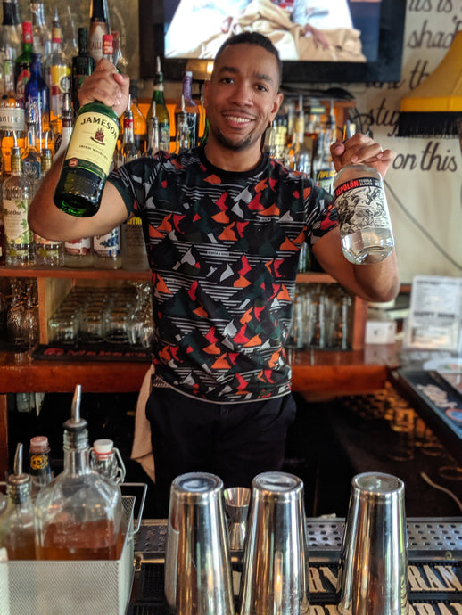 Bartender of the Month - June 2019: Brenton Land, Vig Bar + Mister Paradise
