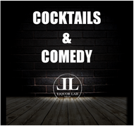 Mar, 7th, 6:30-8:30PM - COCKTAILS & COMEDY (Margaritas & Tacos)