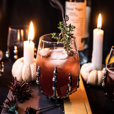 October 25th, 6:30 - 8:30PM - HOLIDAY COCKTAILS- HALLOWEEN