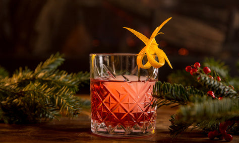 December 21st, 6:30-8:30PM - HOLIDAY COCKTAILS