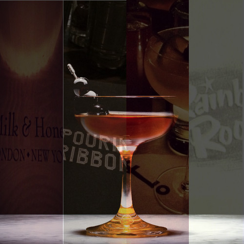 March 22nd, 6:30-8:30PM - ICONIC NYC COCKTAILS
