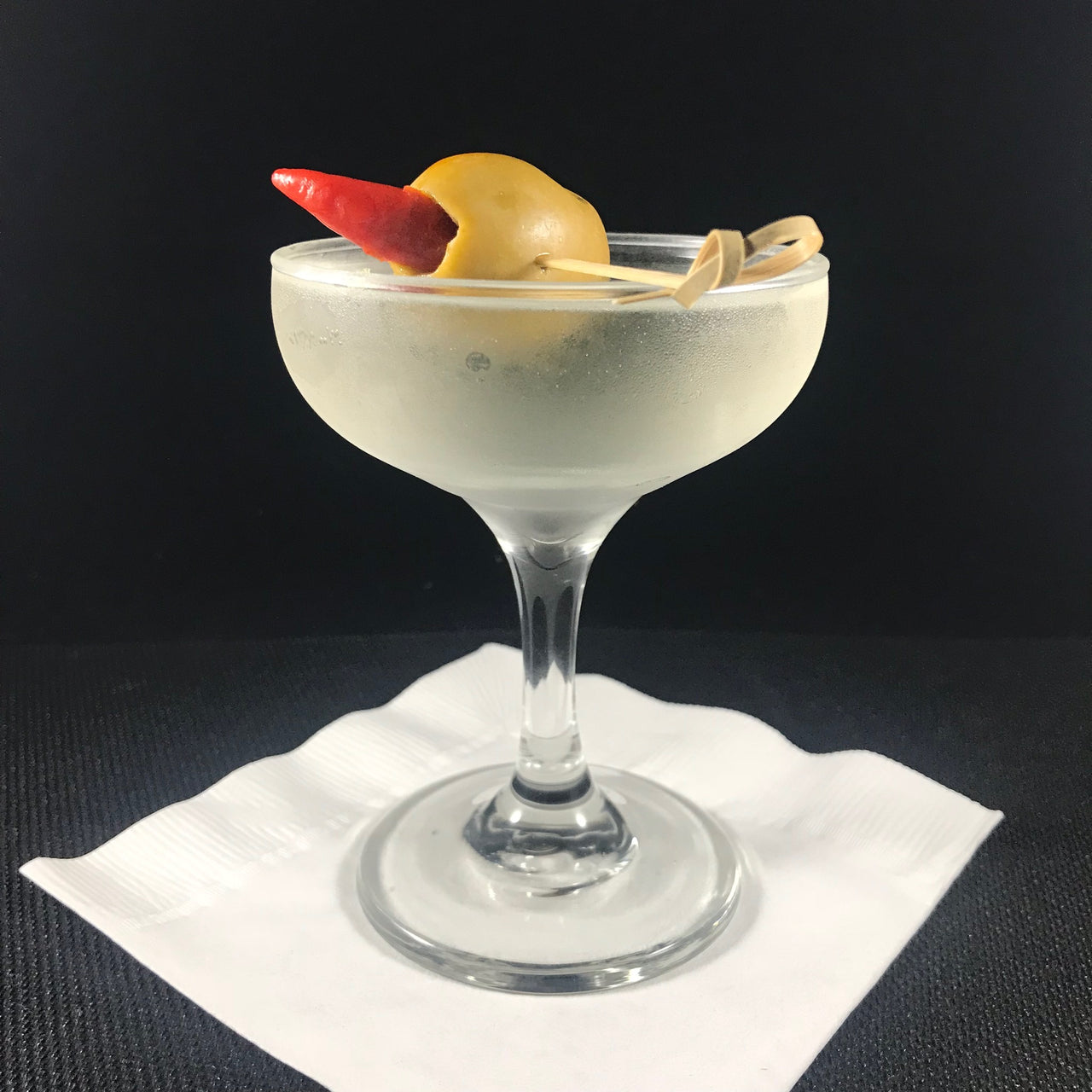 THE DECONSTRUCTED MARTINI (Mar. 10th, 6-8PM)