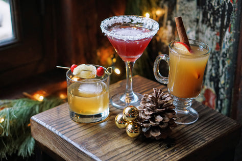 December 13th, 6:30-8:30PM - CLASSIC COCKTAILS CHRISTMAS EDITION
