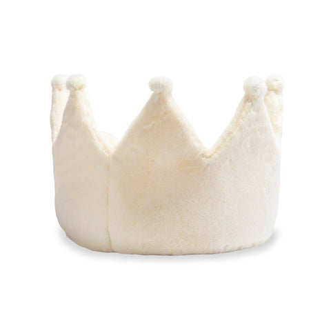 Cloud Crown Bed (Ivory) - NANDOG PET GEAR