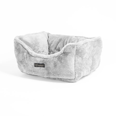 Cloud Reversible Bed (Grey) - NANDOG PET GEAR