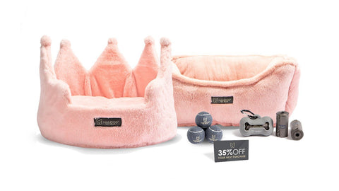 Pink Cloud Bundle - NANDOG PET GEAR