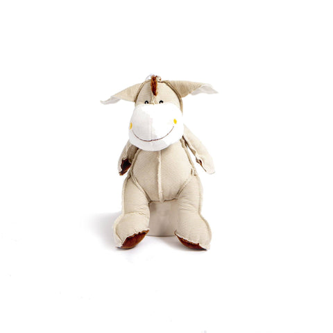 Donkey Dog Toy (Beige) - NANDOG PET GEAR