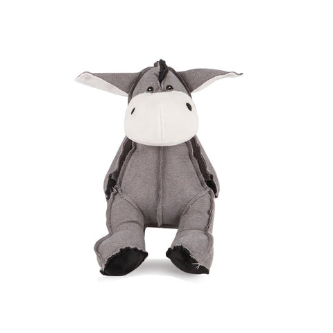Donkey Dog Toy (Grey) - NANDOG PET GEAR